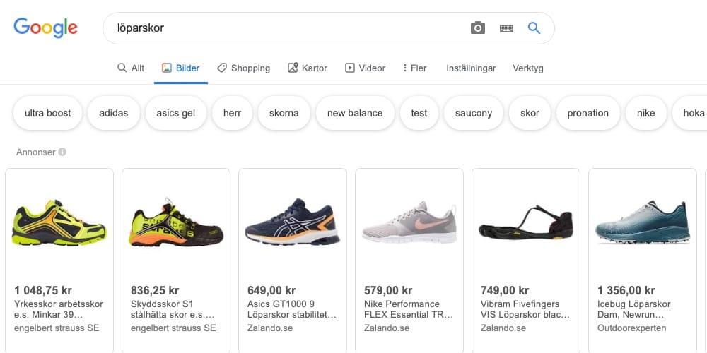 SEO trender 2020 – visual search