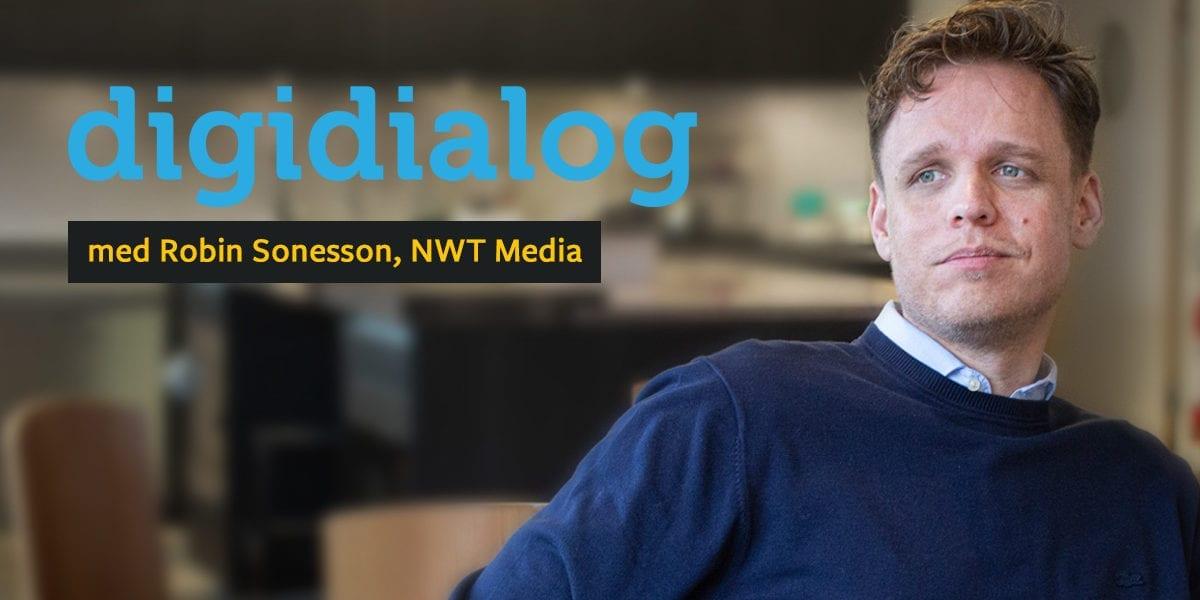 Robin Sonesson om dagstidningarnas digitalisering