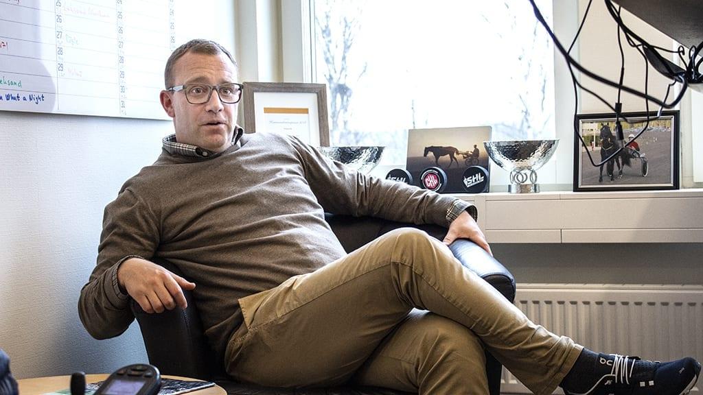 Digidialog Johan Kemi om Färjestads digitalisering i kontoret