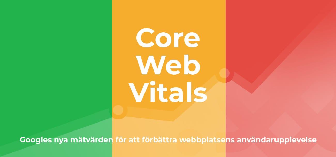 SEO trender 2021 | Core Web Vitals