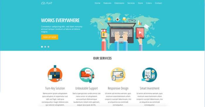 Webbdesign trender 2021